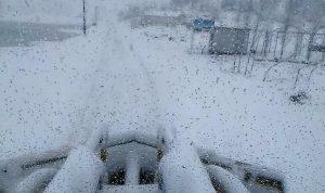 ابتداء من ليل الاثنين… أمطار غزيرة وثلوج على المرتفعات!