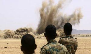 البرهان: لا نريد حربًا مع إثيوبيا