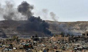 """غارات تستهدف """"الحرس الثوري"""" في البوكمال.. بعد تهريب صواريخ عبر العراق!"""