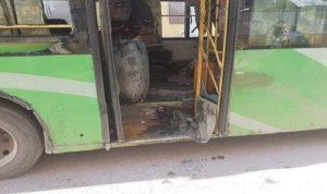 الجيش السوري: قتلى في هجوم على حافلة عسكرية