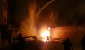 سقوط 226 جريحًا في مواجهات طرابلس