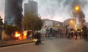 عودة التوتر إلى شوارع طرابلس (فيديو)