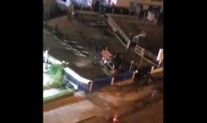 بالفيديو: اقتحام جامعة العزم في طرابلس