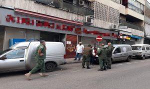 جولات مفاجئة لبلدية بيروت على المحال والسوبر ماركت