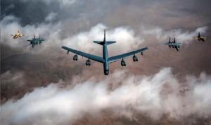 قاذفتان أميركيتان إلى الشرق الأوسط… وسط توتر مع إيران
