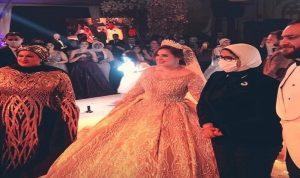 فيديو لوزيرة الصحة المصرية في حفل زفاف يثير استياء الناشطين