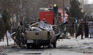 إصابة مسؤول أفغاني كبير في انفجار في كابل