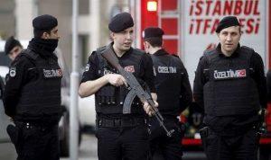 """القبض على """"داعشي"""" خطط لتنفيذ اغتيالات في تركيا"""