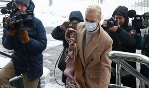 روسيا تغرم زوجة نافالني لاحتجاجها على اعتقاله