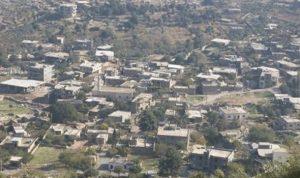 في جبل أكروم… عبوة ناسفة معدة للتفجير!