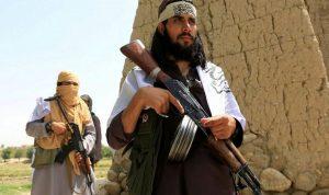 """""""طالبان"""" تسيطر على منطقة قريبة من كابل"""