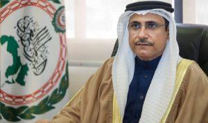 رئيس البرلمان العربي عن الاعتداء على مطار أبها: عمل إرهابي!