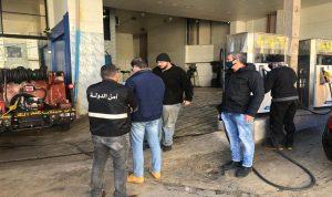 جولة لحماية المستهلك على محطات المحروقات في عكار