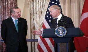 """أردوغان يدعو واشنطن لعلاقات """"ترضي الطرفين"""""""