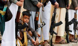وثيقة تكشف تجنيد الحوثي للأطفال