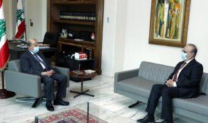 وهاب من بعبدا: حكومة من 20 وزيرًا تحفظ حق الدروز