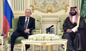 """صفقة """"أوبك +"""" بين بوتين وبن سلمان"""