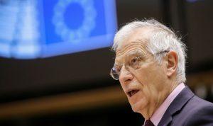 """الاتحاد الأوروبي يشيد بإلغاء واشنطن لعقوبات """"الجنائية الدولية"""""""