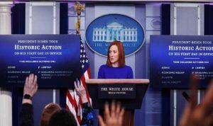 البيت الأبيض: إيران موضع نقاش بين بايدن والحلفاء