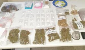 بالجرم المشهود… توقيف مروّج مخدرات في أنطلياس