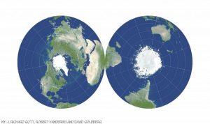 ابتكار خريطة جديدة للكرة الأرضية… الأكثر دقة على الإطلاق!