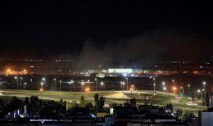 بعد الهجوم الصاروخي… استئناف الحركة بمطار أربيل