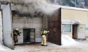 في سيبيريا… حريق يودي بحياة 4 أشخاص
