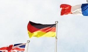فرنسا وألمانيا وبريطانيا تندد بإنتاج إيران لليورانيوم