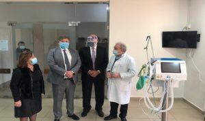 حب الله: أجهزة التنفس اللبنانية تضاهي أكبر الأجهزة في العالم