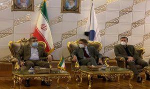 مراقبة المنشآت النووية.. مدير الوكالة الذرية في طهران