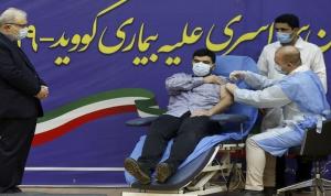 إيران تبدأ حملة التطعيم ضد كورونا