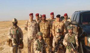 """العراق يقبض على 24 إرهابيا من تنظيم """"داعش"""""""