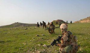 """بالفيديو… لحظة تدمير كهوف لـ""""داعش"""" في العراق"""