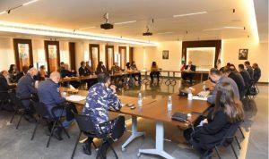 اجتماع للجنة طوارئ السجون… وهذه توصياتها