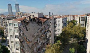 هزة أرضية بقوة 4.1 درجة تضرب أزمير في تركيا