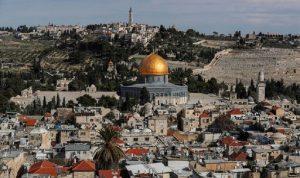 إسرائيل تقرر وقف المواصلات إلى القدس