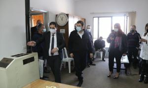 كنعان: هدفنا تخفيف الضغط عن المستشفيات