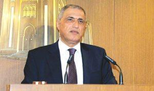 هاشم: مبادرة بري لا تزال قائمة وهي وحدها الحل