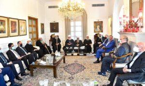 نصرالله يُعيد خلط الأوراق الحكومية: لا لأحادية التمثيل الدرزي