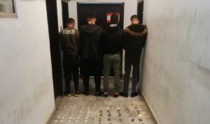 الجيش: توقيف 4 أشخاص في حي السلم والليلكي