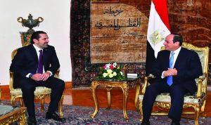 حضور عربي بارز في الملف اللبناني