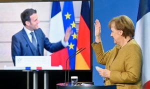 """ماكرون: نشارك ألمانيا موقفها حول """"السيل الشمالي-2"""""""