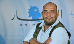 وفاة المصوّر الصحافي مروان عساف