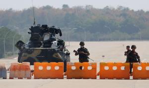 في ميانمار… الجيش يحل الحكومة ويعيّن 11 وزيرًا جديدًا