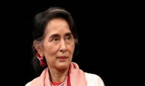 اقتياد زعيمة ميانمار من منزلها إلى جهة مجهولة