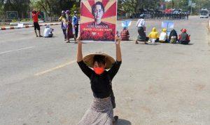 """واشنطن تتعهد باتخاذ """"إجراءات حازمة"""" ضد سلطات ميانمار"""