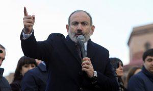 باشينيان: يجب إدارة العداء مع الأتراك