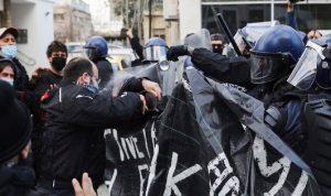 في ألمانيا… اشتباكات بين الشرطة ومحتجين على قيود كورونا