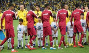 انسحاب قطر من بطولة كوبا أميركا
