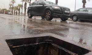 """سرقة الـ""""ريغارات"""" من 90% من شوارع بيروت"""